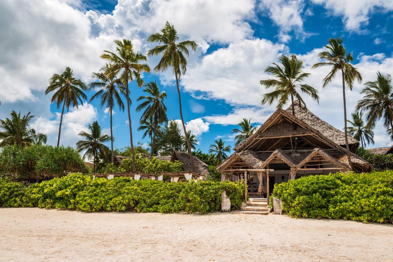 Занзибар, Танзания - пляж Матемве  Занзибар, Танзания Zanzibar 015