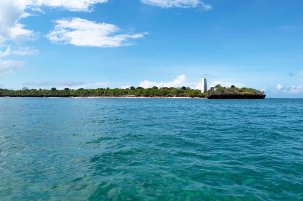 Занзибар, Танзания - остров Тумбату