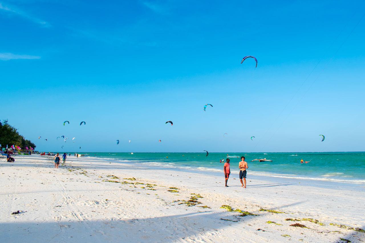 Занзибар, Танзания - пляж Паже  Занзибар, Танзания Zanzibar 107