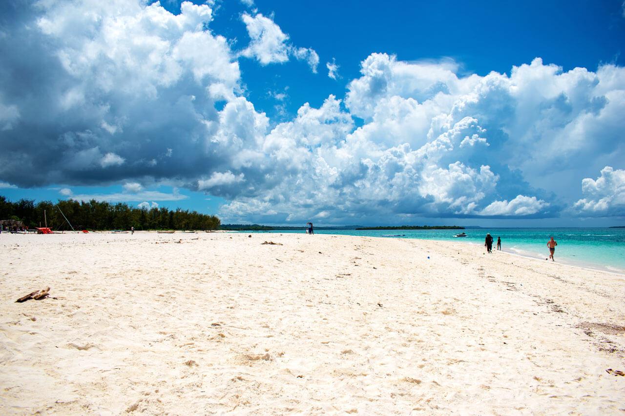 Занзибар, Танзания - пляж Кендва  Занзибар, Танзания Zanzibar 12 1