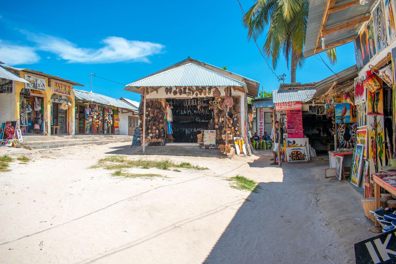 Занзибар, Танзания - деревня Нунгви  Занзибар, Танзания Zanzibar 29