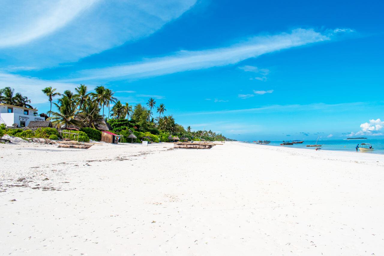 Занзибар, Танзания - пляж Матемве  Занзибар, Танзания Zanzibar 47
