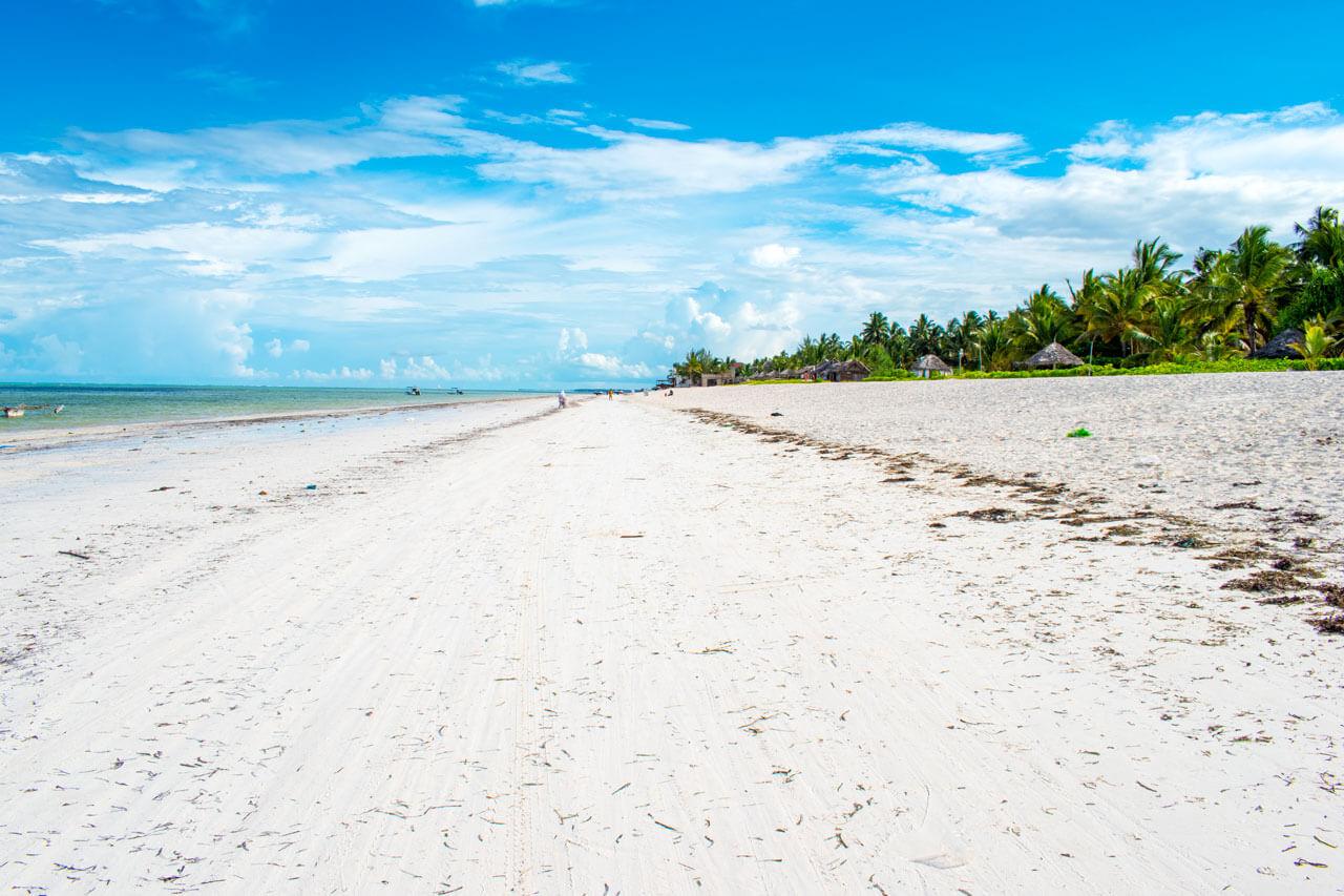 Занзибар, Танзания - пляж Pwani Mchangani  Занзибар, Танзания Zanzibar 51