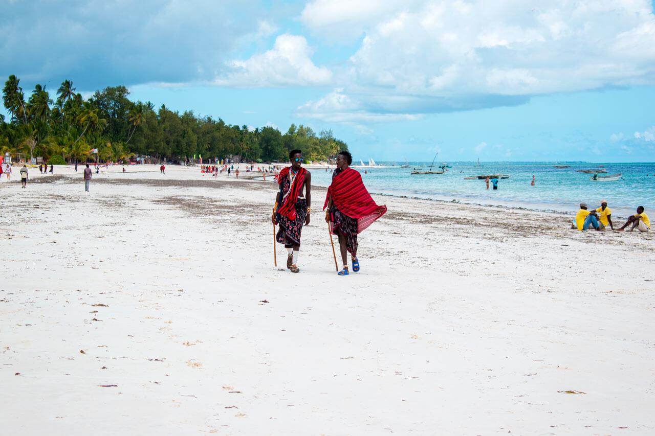 Занзибар, Танзания - пляж Kiwengwa  Занзибар, Танзания Zanzibar 67