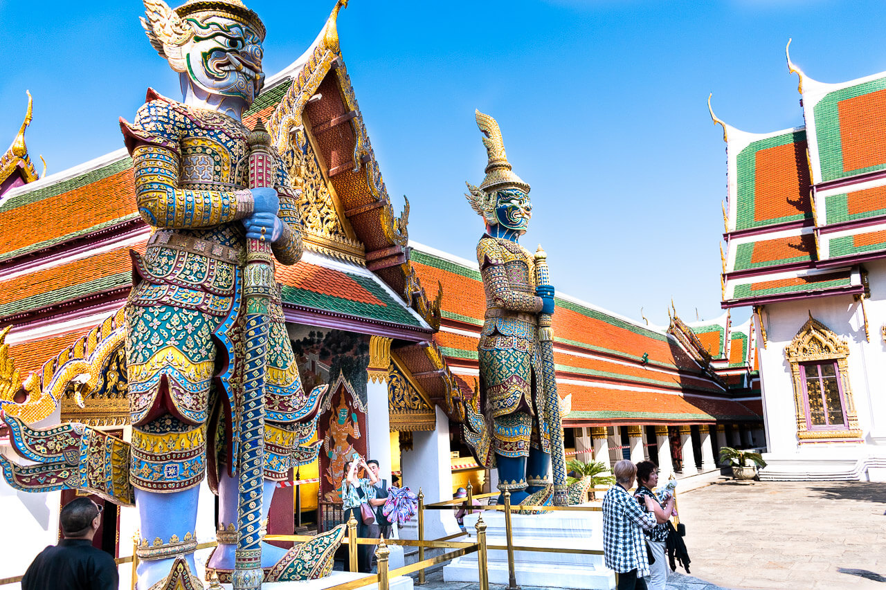 Бангкок за 1 день: Королевский дворец