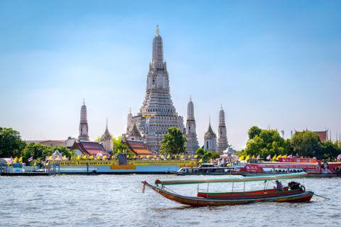 Бангкок за 1 день