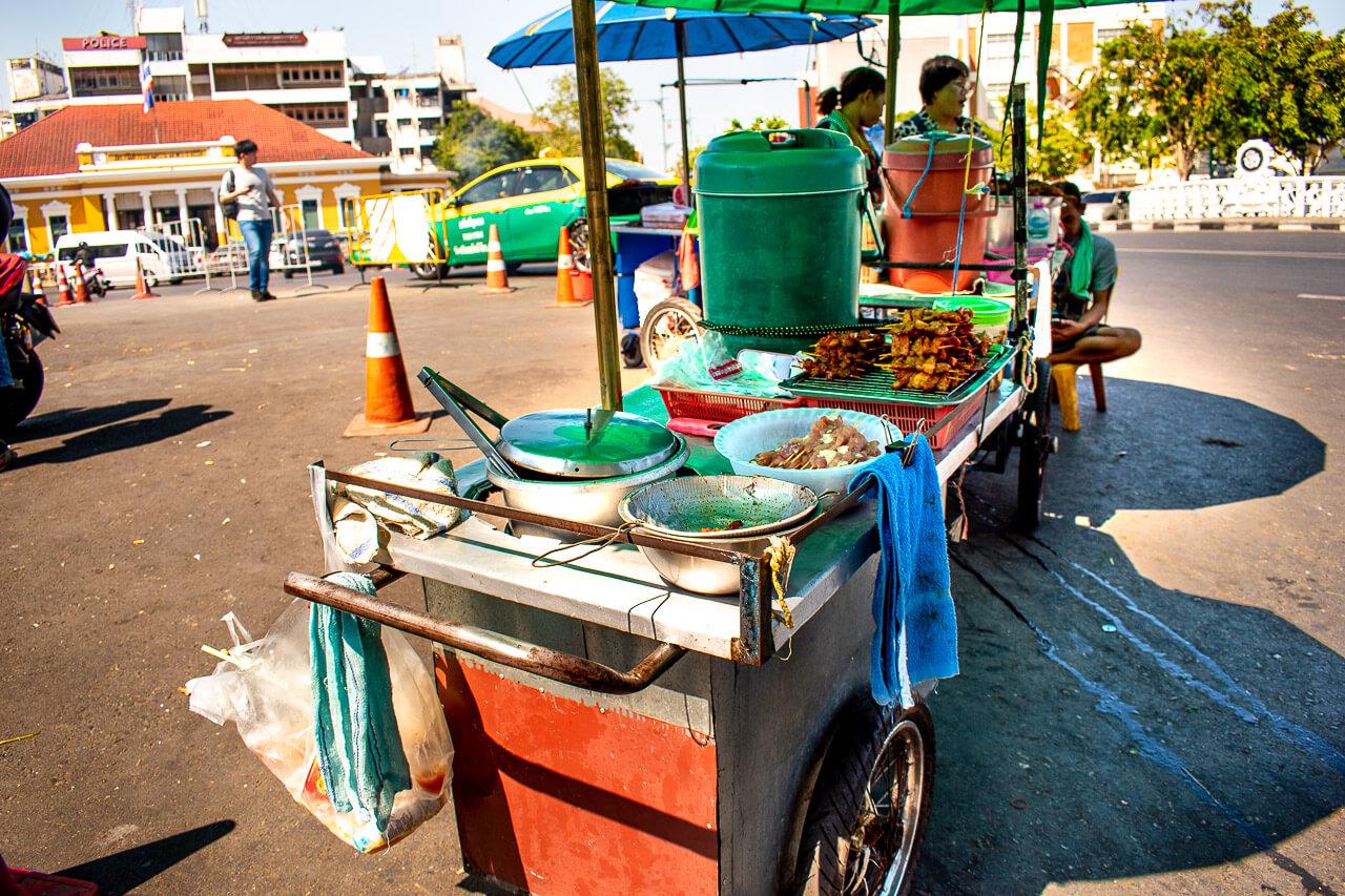 Бангкок за 1 день: улицы города