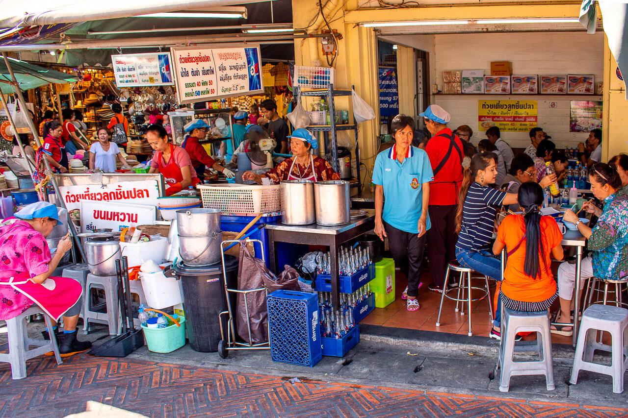 Бангкок за 1 день: Китайский квартал