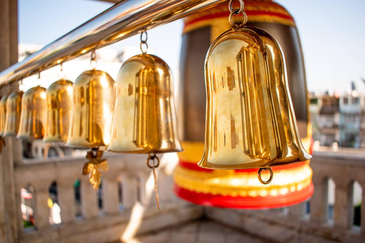 Бангкок за 1 день: храм золотого Будды