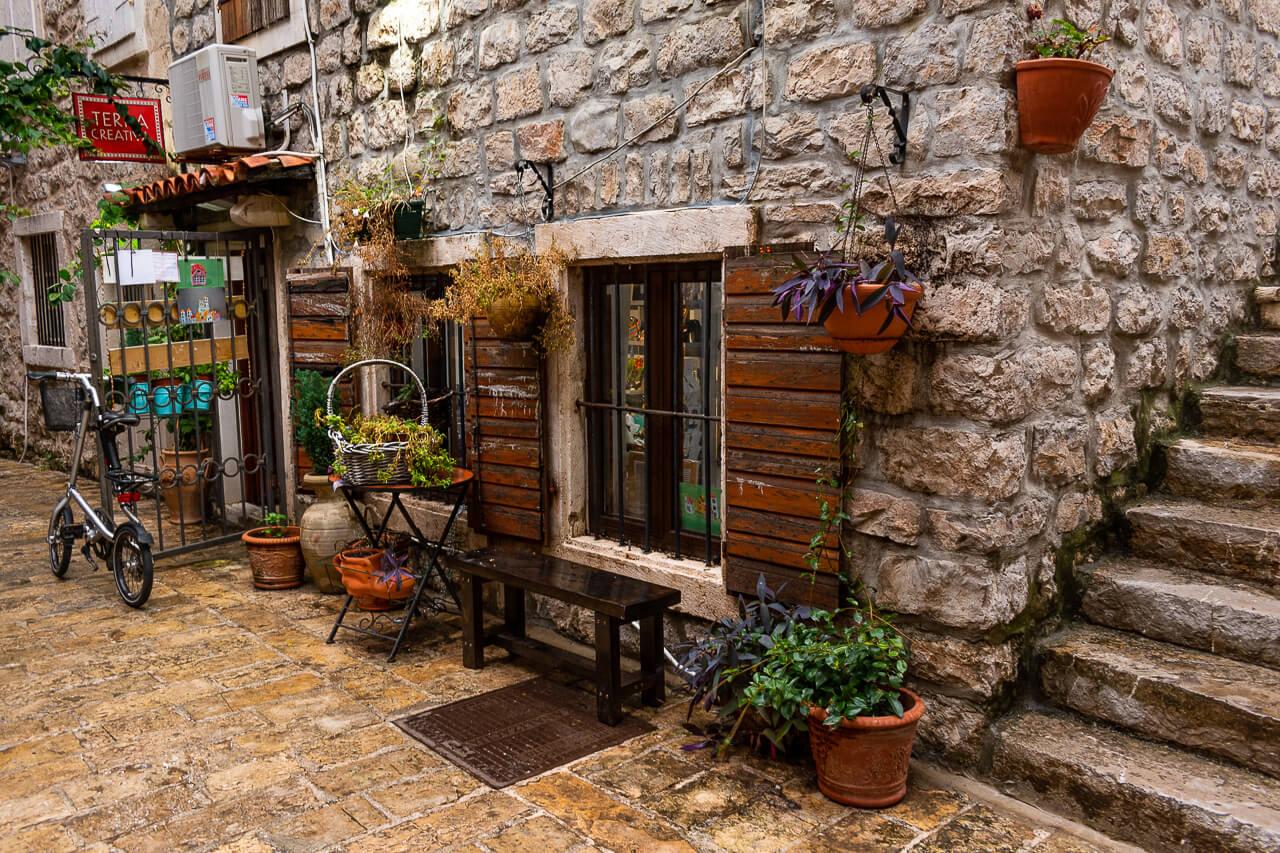 Будва - Старый город, Черногория