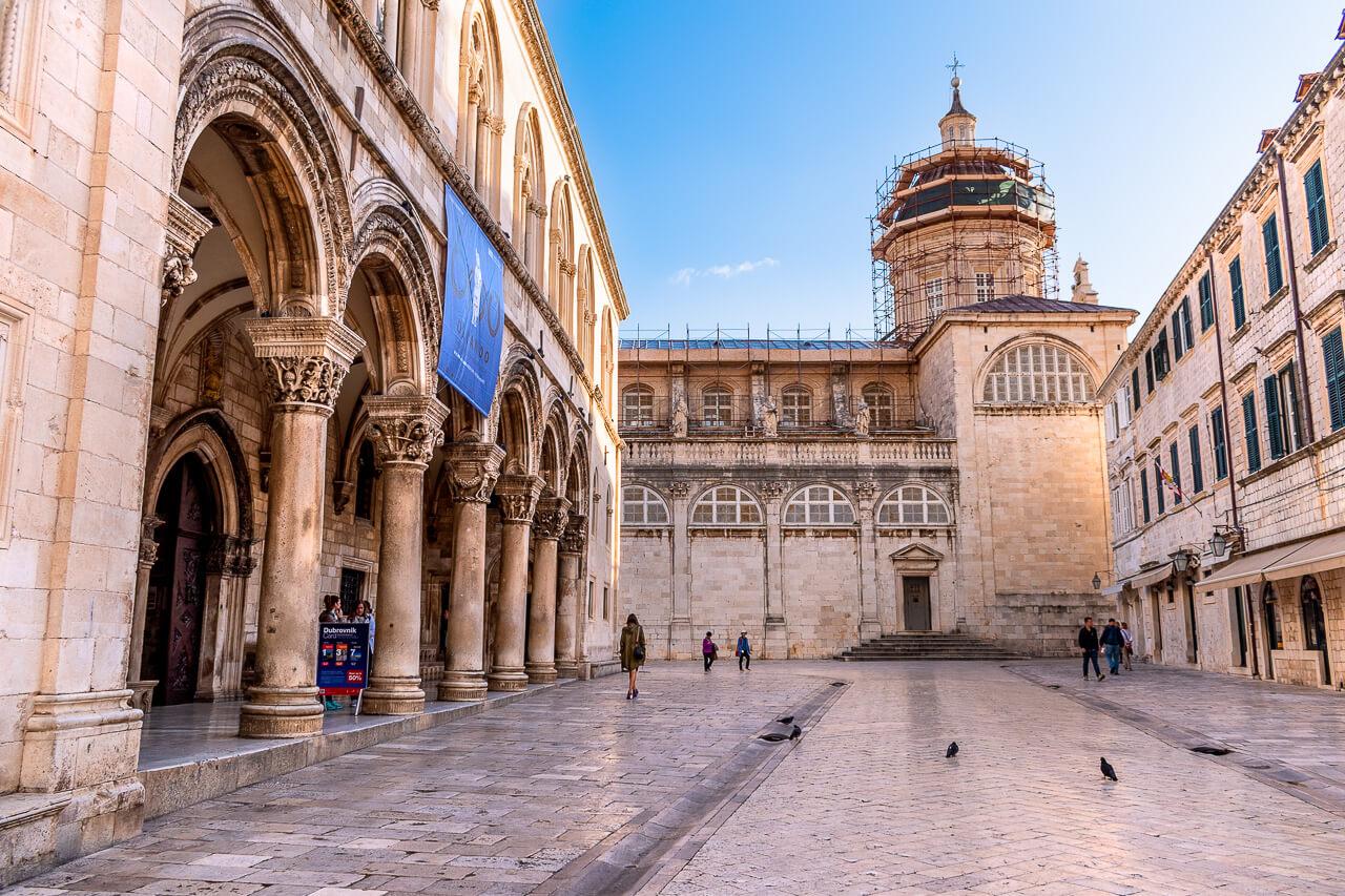 Дубровник, Хорватия: кафедральный собор