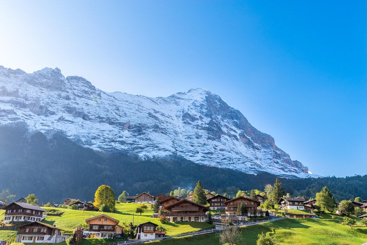 Юнгфрауйох, Швейцария: Гриндельвальд