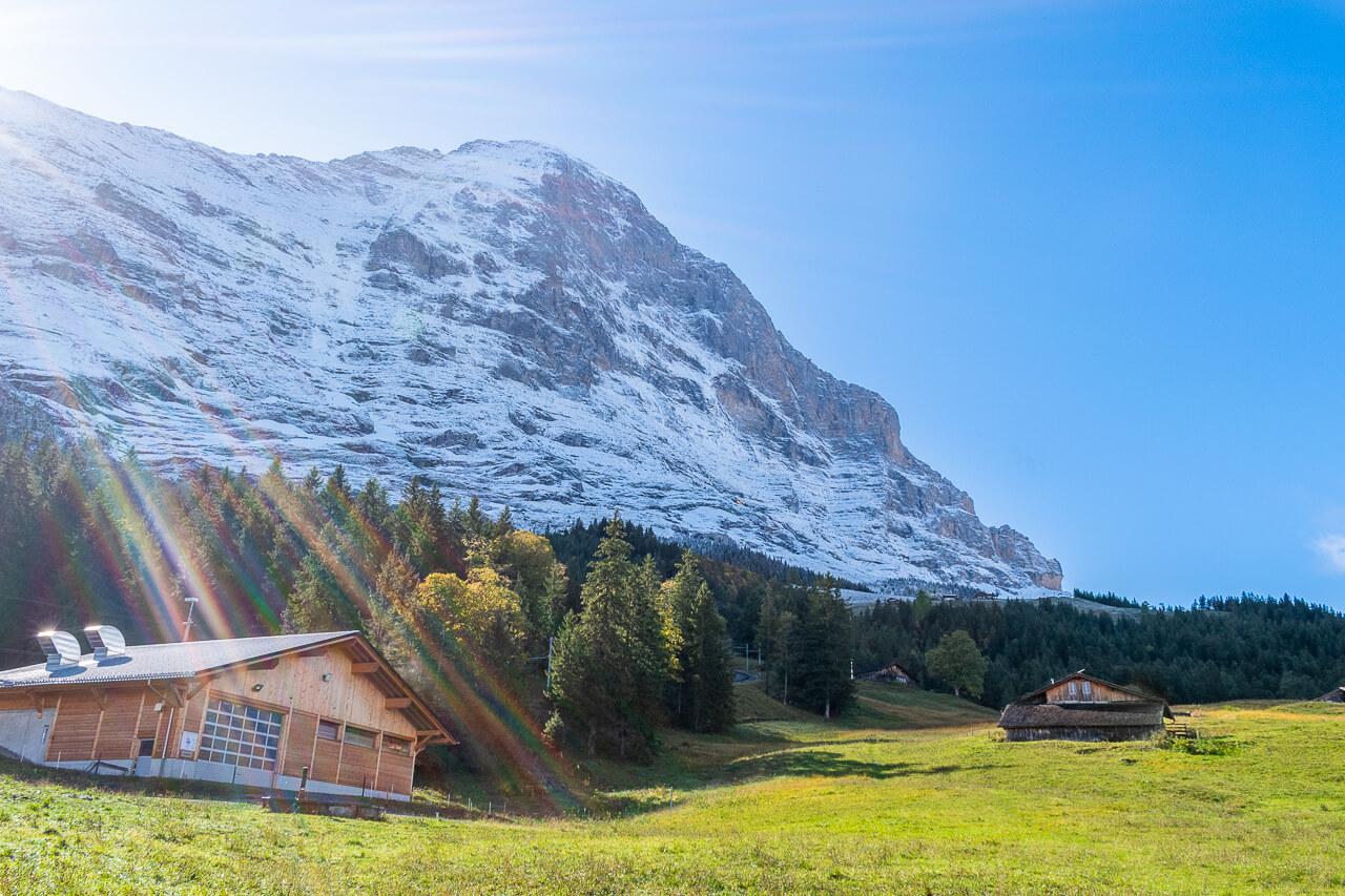 Юнгфрауйох, Швейцария: хайкинг Brandegg - Alpiglen
