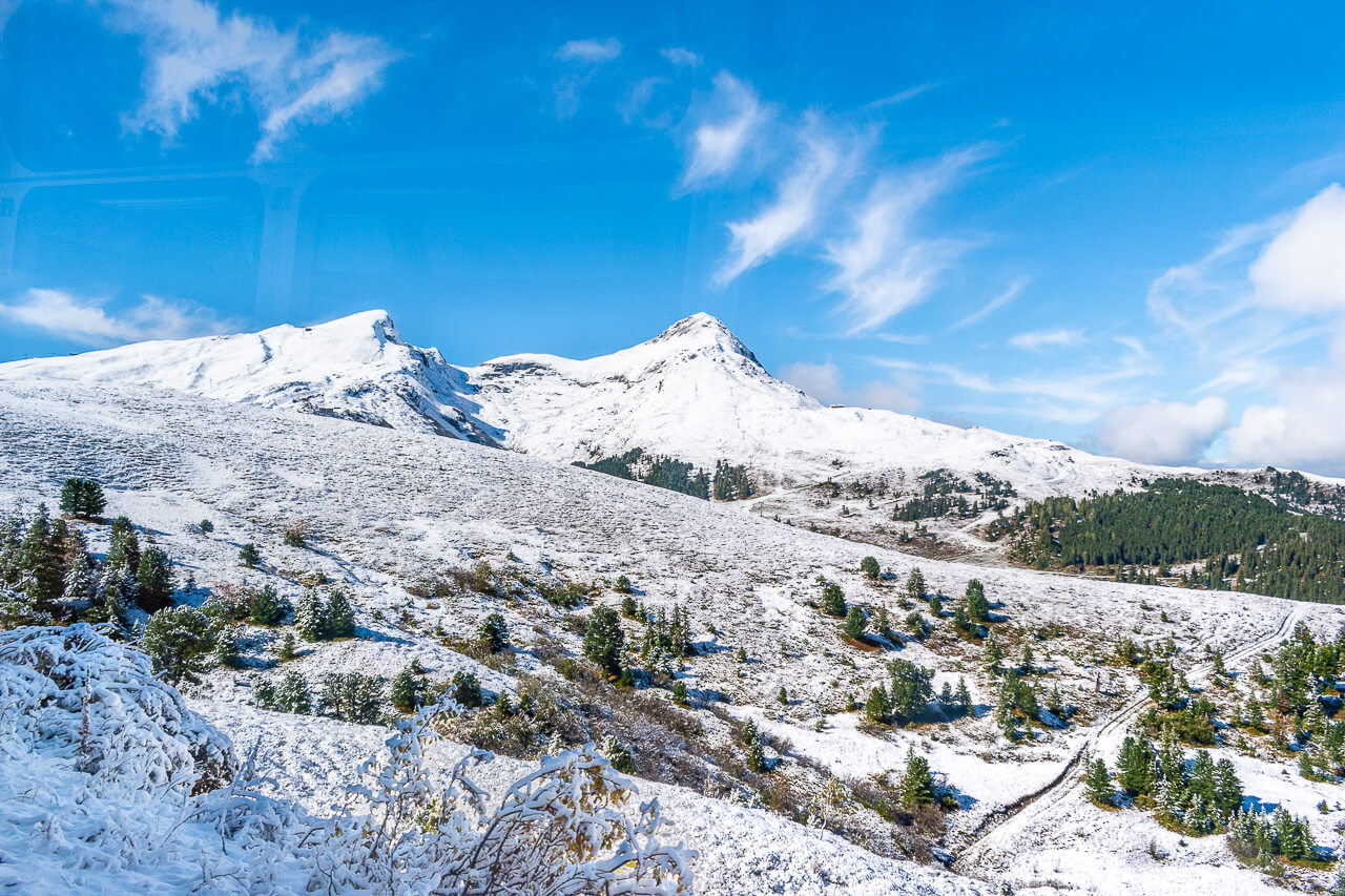Юнгфрауйох, Швейцария: станция Alpiglen
