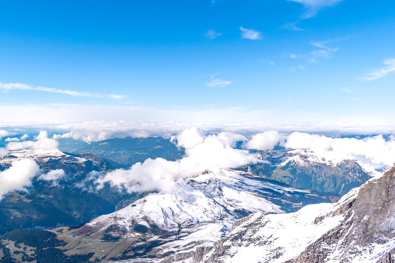 Юнгфрауйох, Швейцария: смотровая Сфинкс