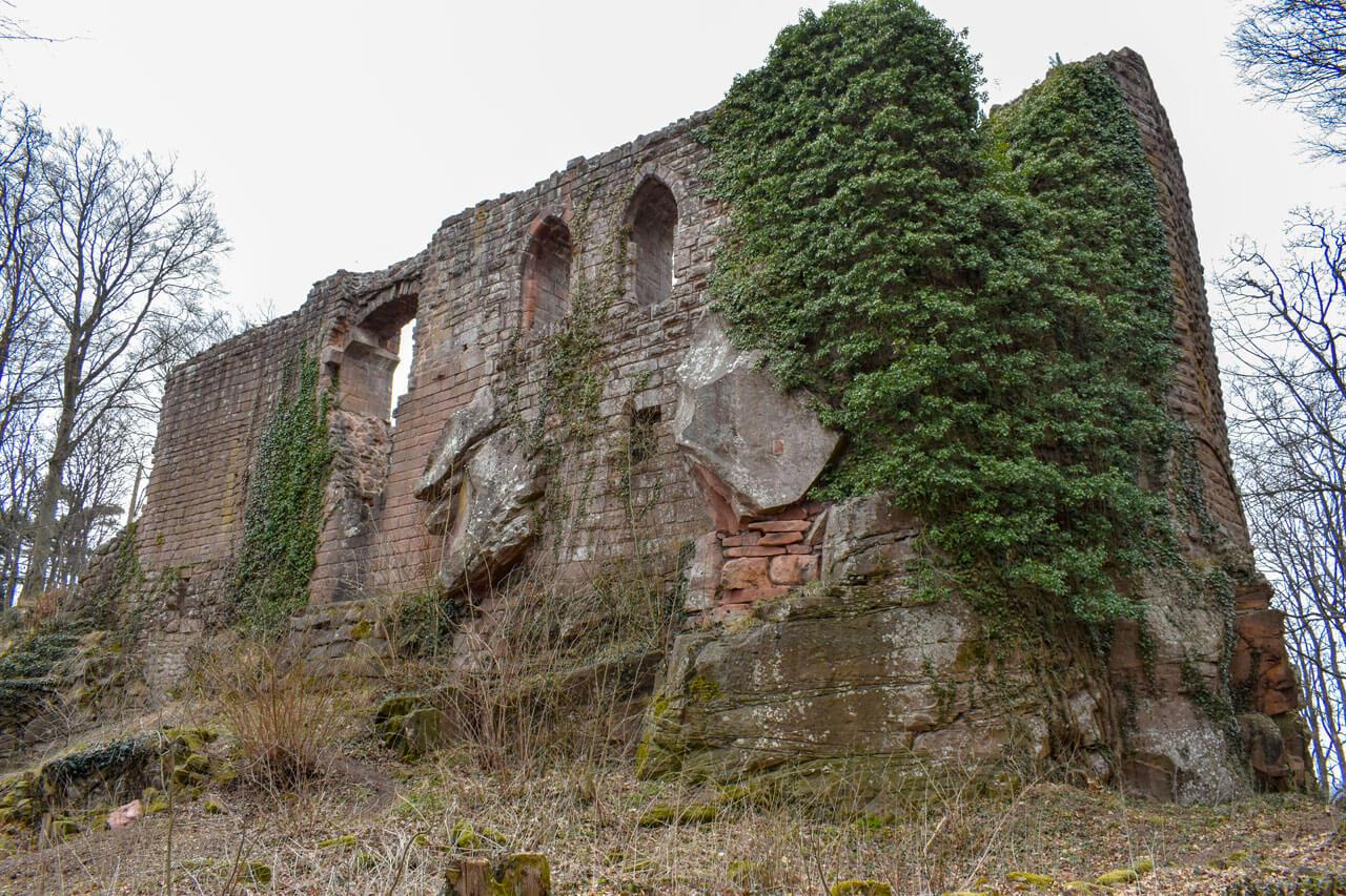 замок Chateu de Oedenbourg