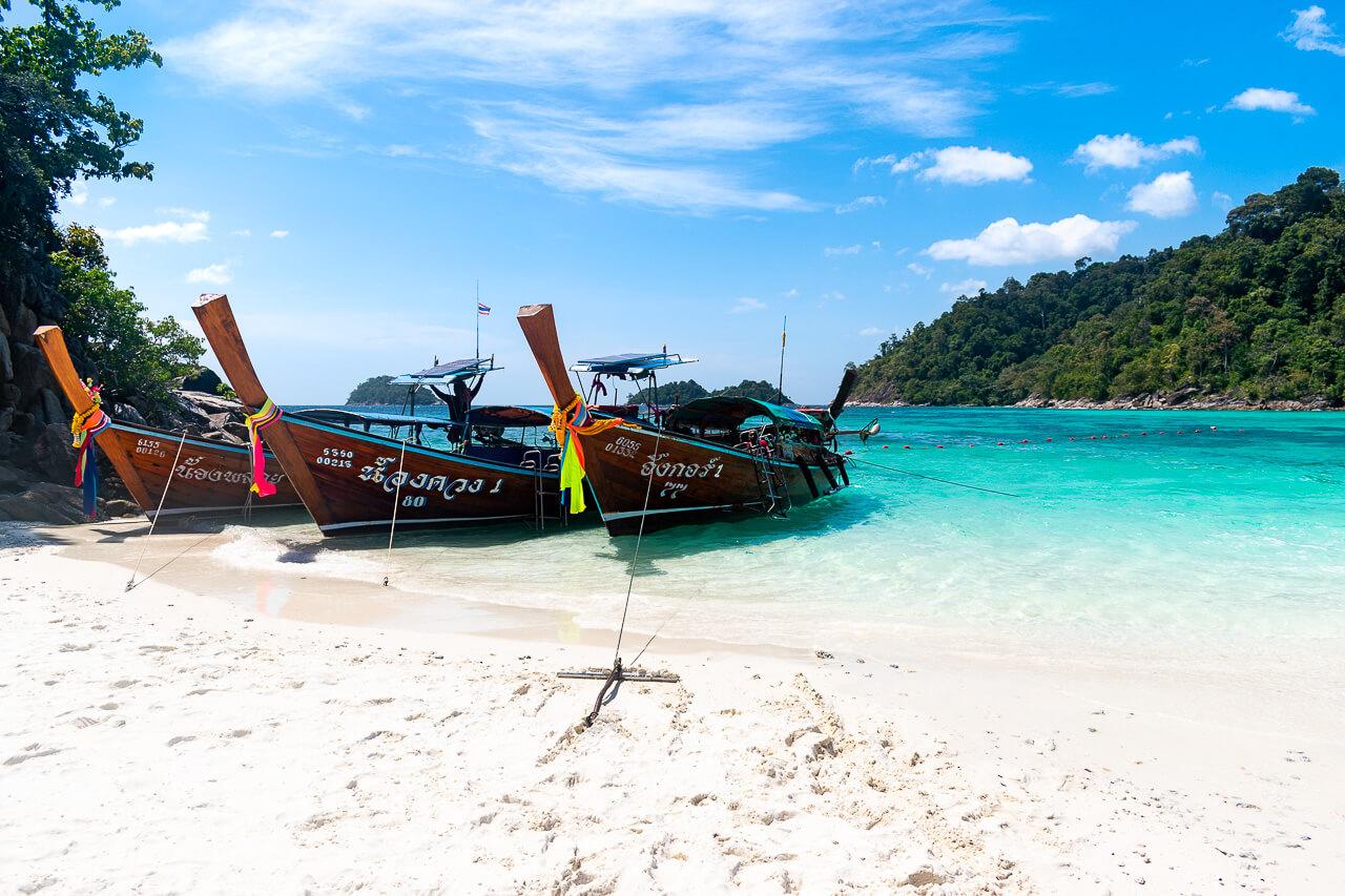 Ко Липе, Таиланд: экскурсия к Koh Lugoi