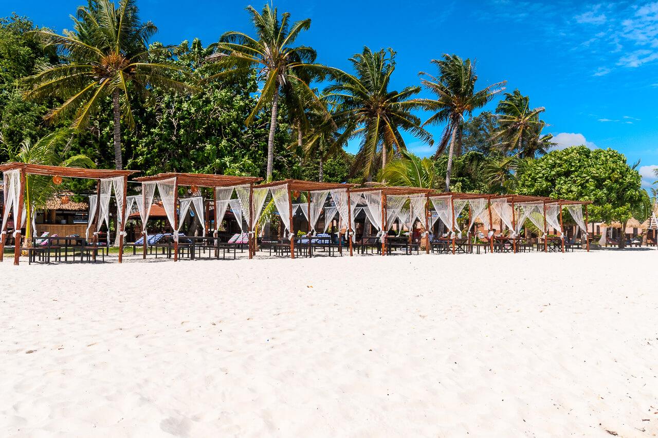 Ко Липе, Таиланд: пляж Sunrise beach