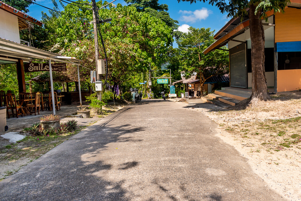 Ко Липе, Таиланд