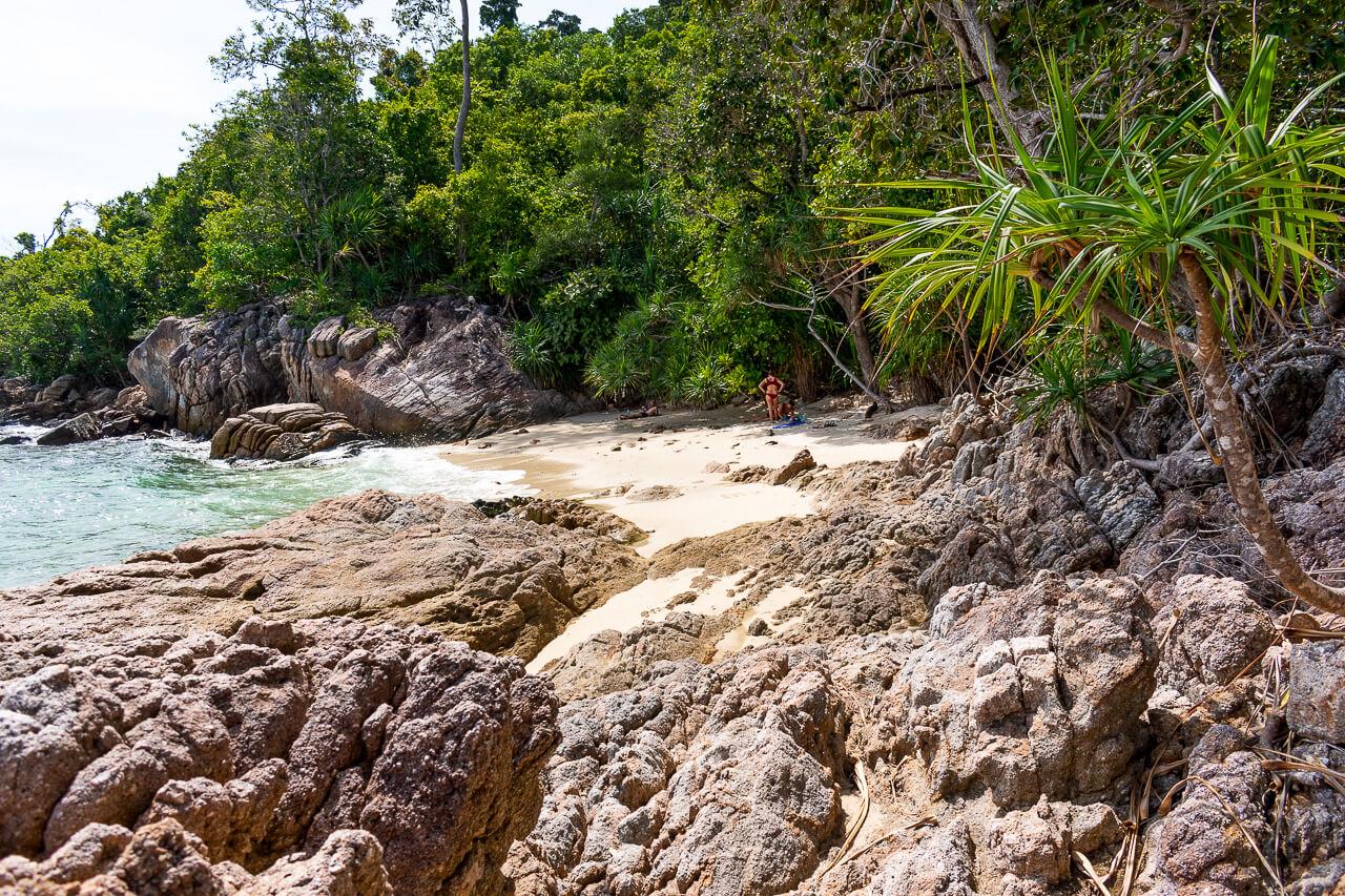 Ко Липе, Таиланд: пляж Sveddo Beach