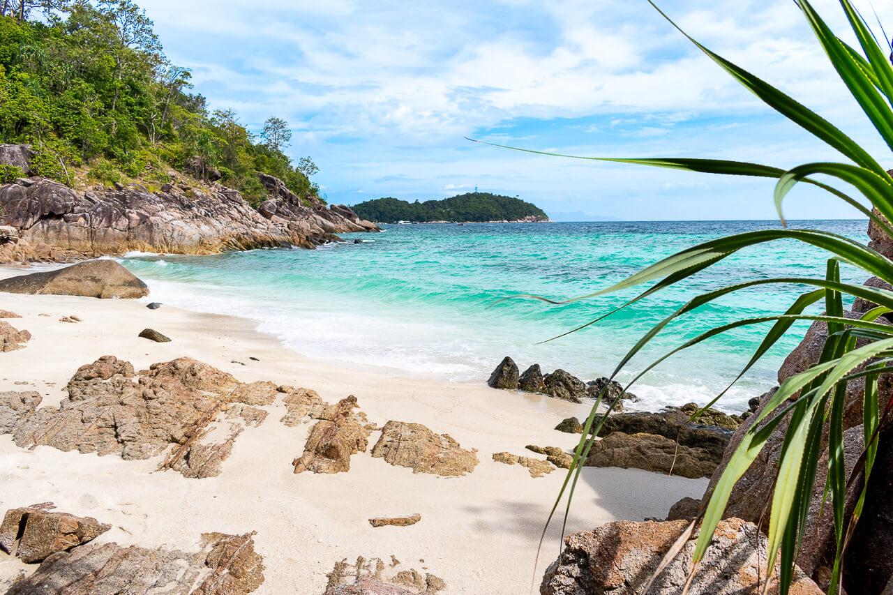 Ко Липе, Таиланд: пляж Pollo Beach