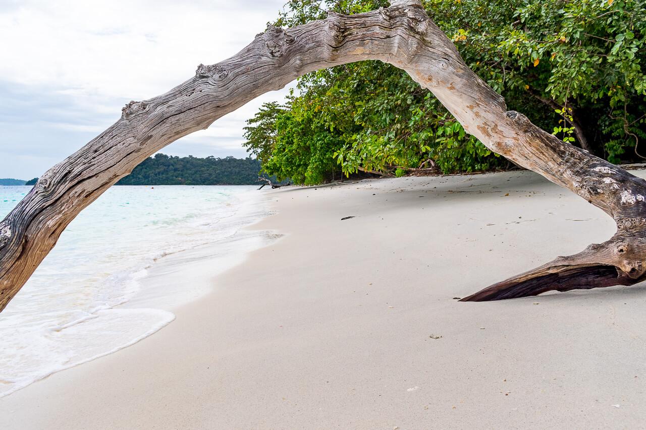 Ко Липе, Таиланд: экскурсия к острову Koh Rawi