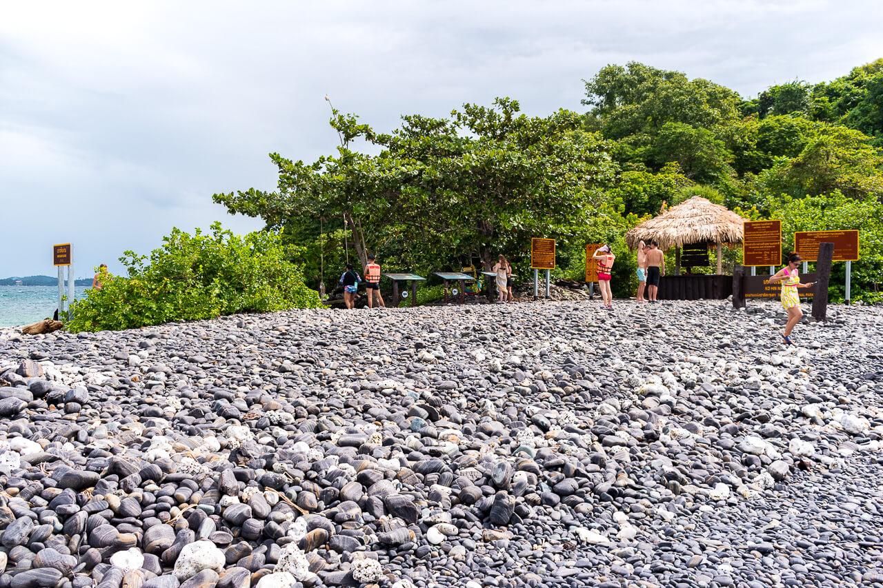 Ко Липе, Таиланд: экскурсия к острову Koh Hin Ngam