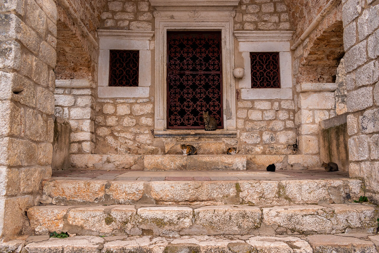Котор, Черногория: церковь Святой Богородицы