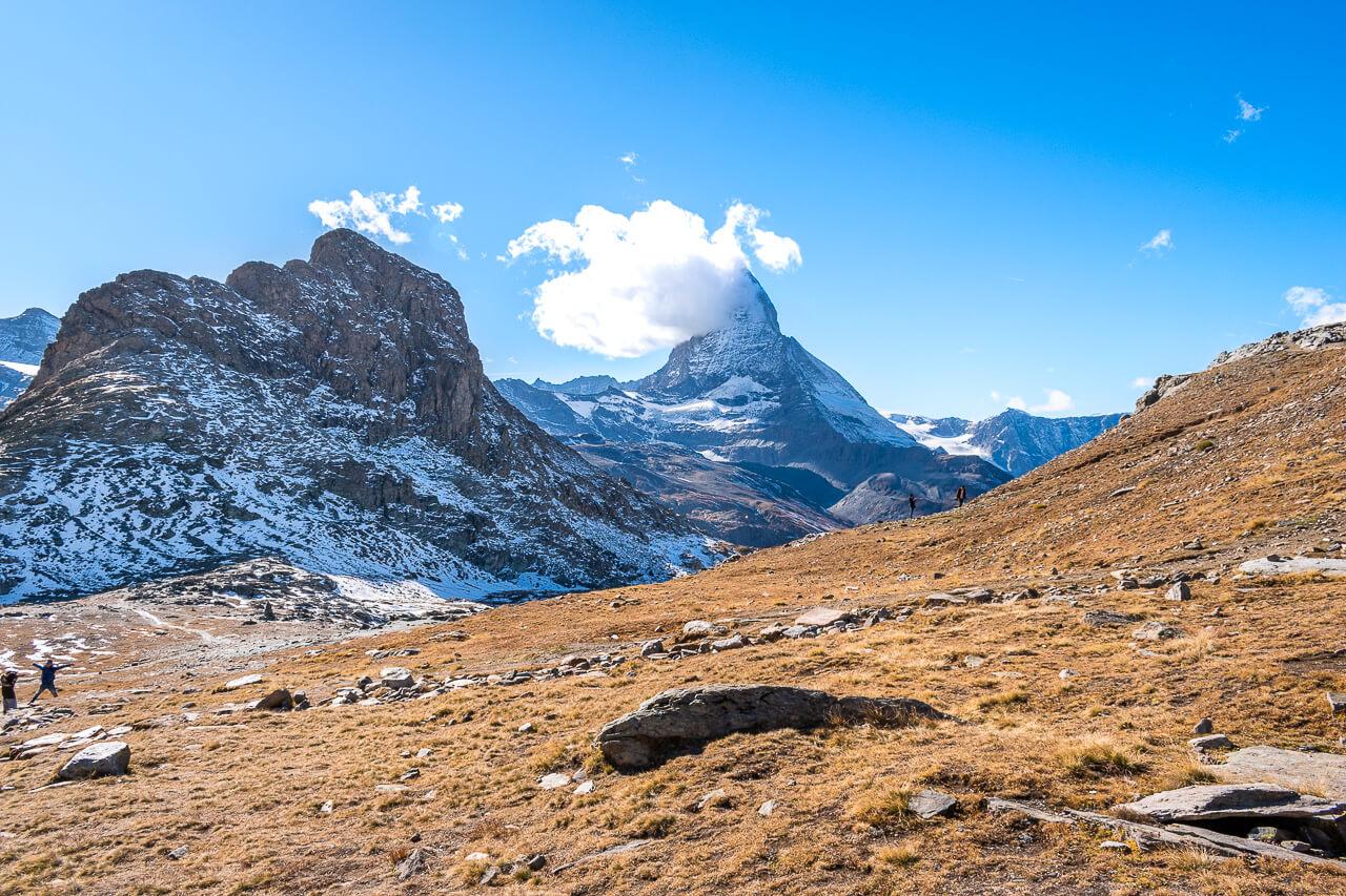 Гора Маттерхорн, Швейцария