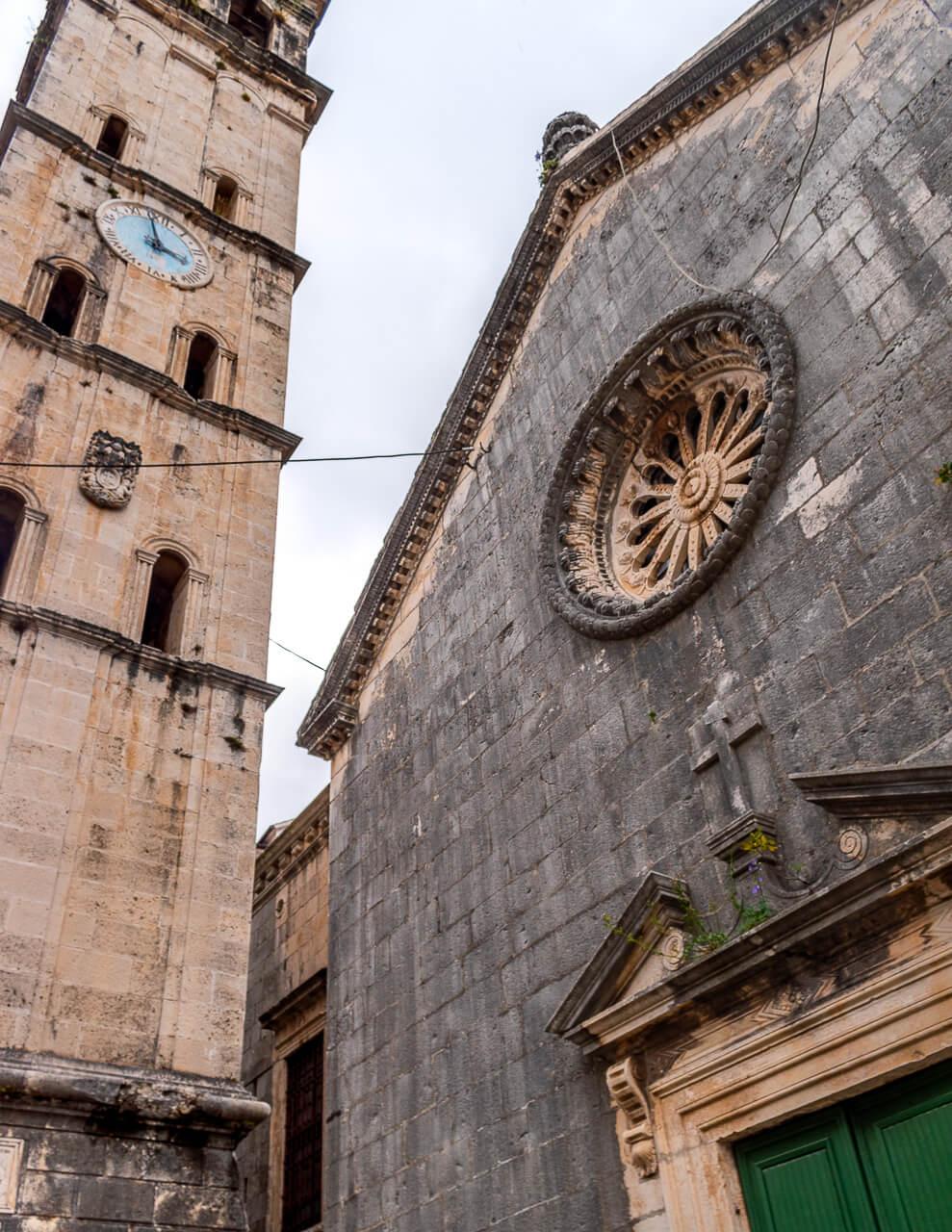 Пераст, Черногория: Церковь Святого Николая