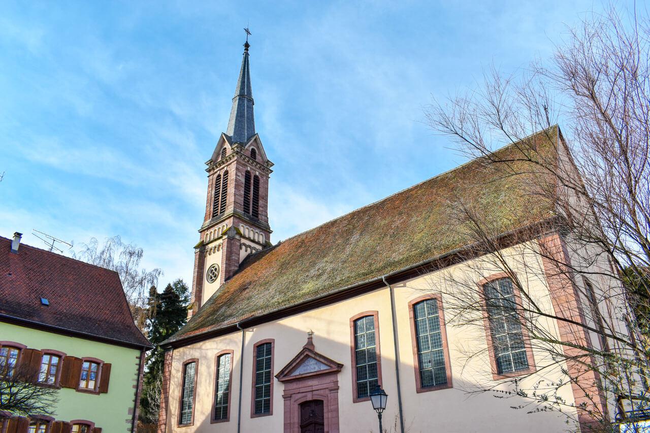 Рибовилле, Эльзас