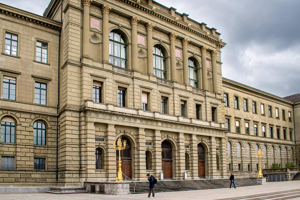 Цюрих, Швейцария: Институт Технологии