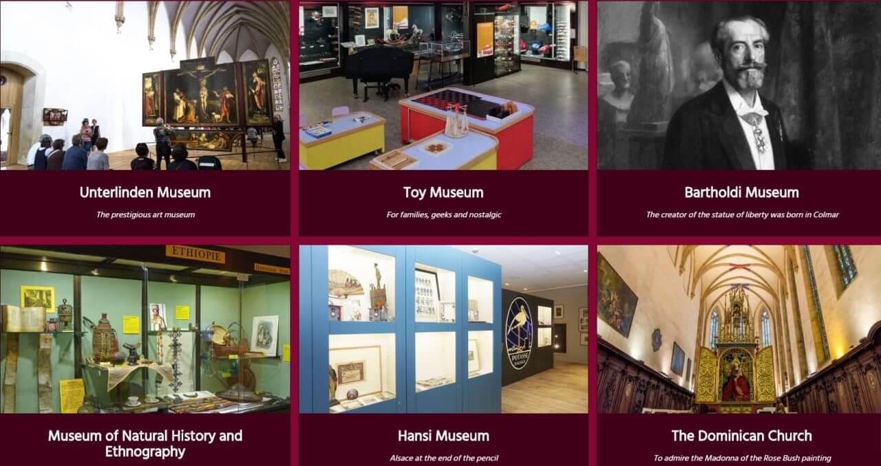 Музеи Кольмара