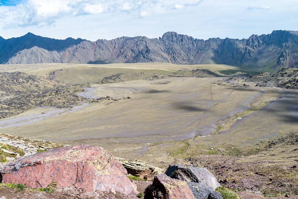Джилы-Су: маршрут к каменным грибам