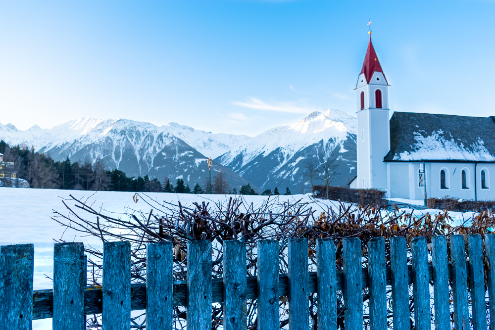 Зеефельд, Австрия: winter hiking