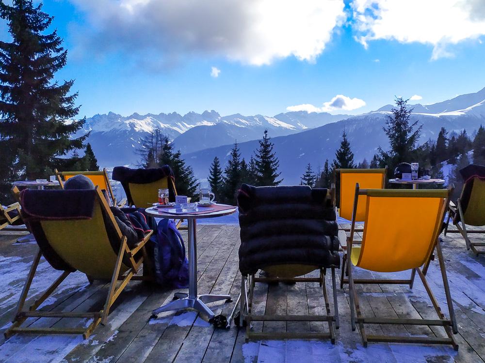 Зеефельд, Австрия: зона катания Gschwandtkopf