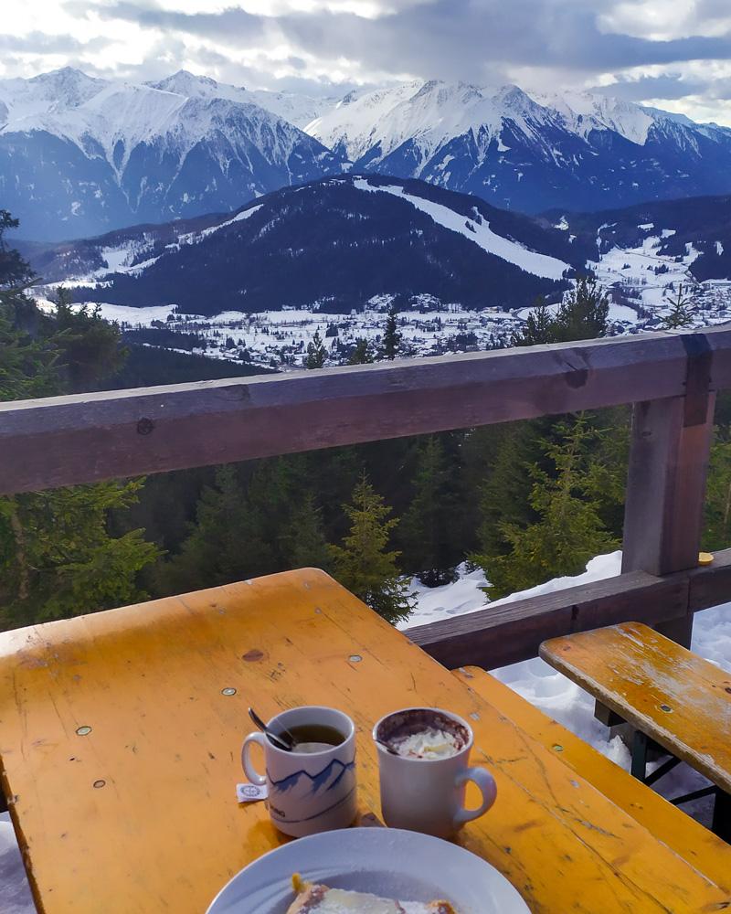 Зеефельд, Австрия: зона катания Rosshuette