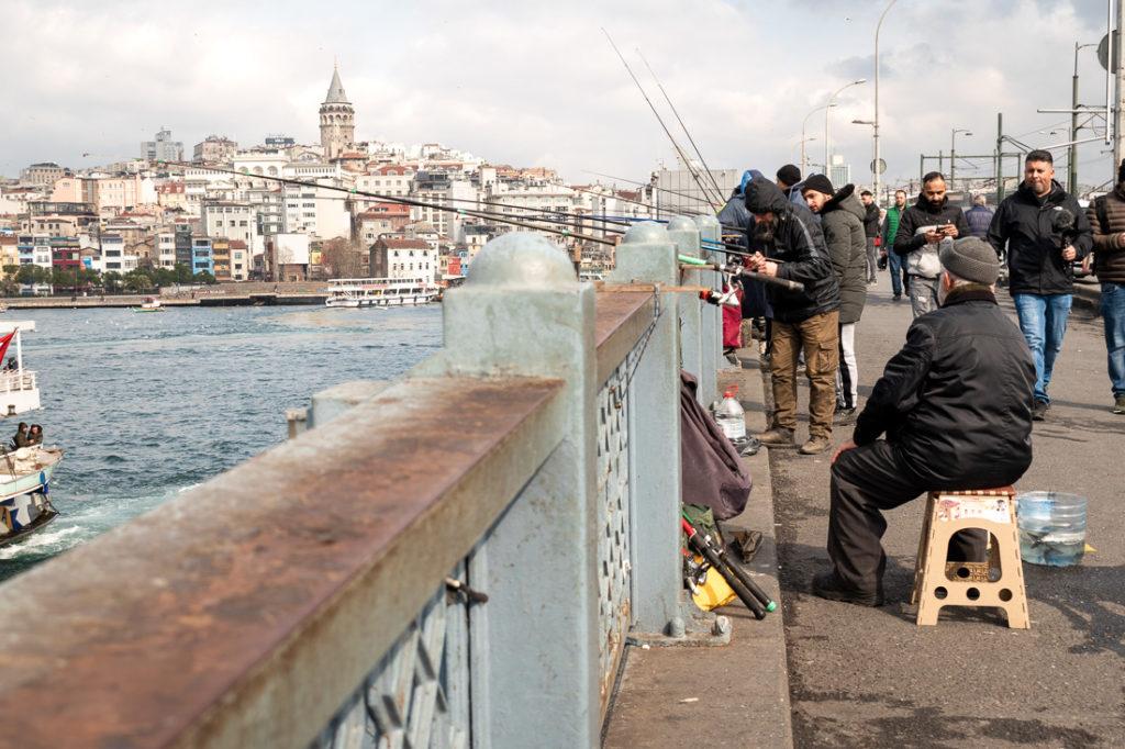 Стамбул за 3 дня: Галатский мост