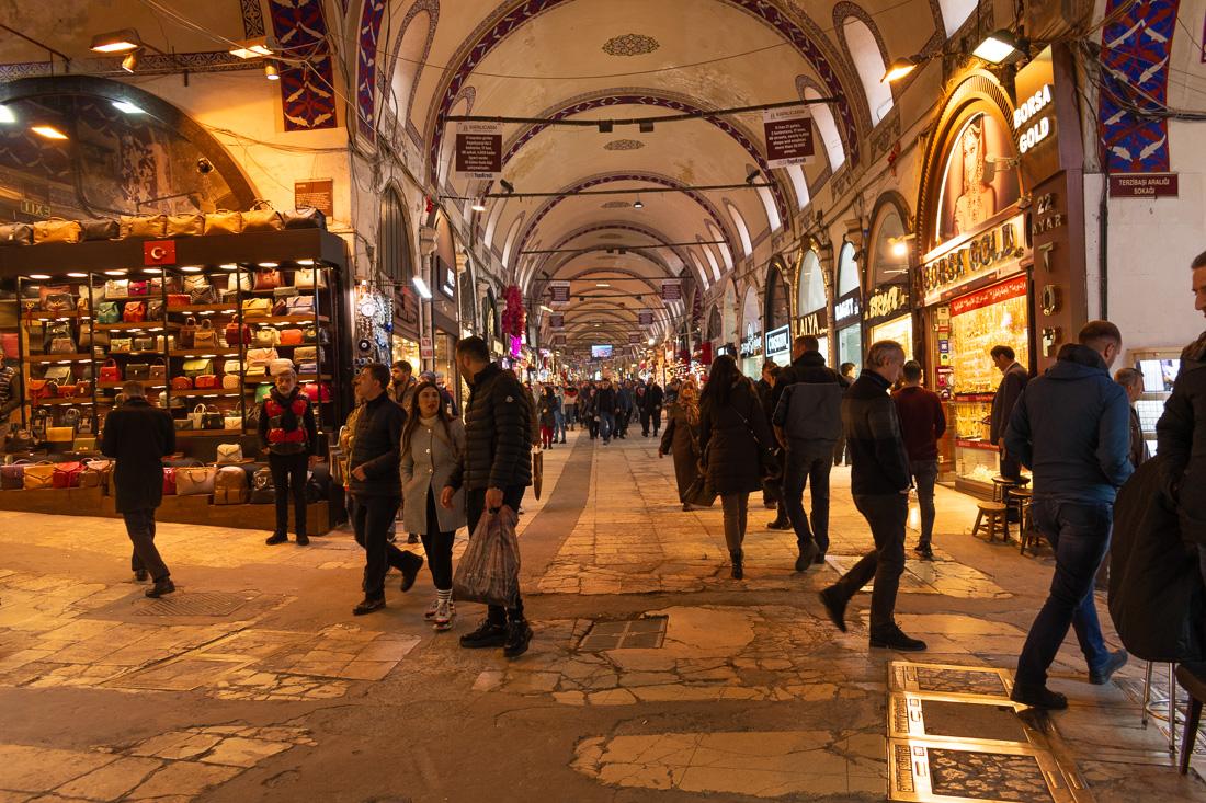 Стамбул за 3 дня: Гранд Базар