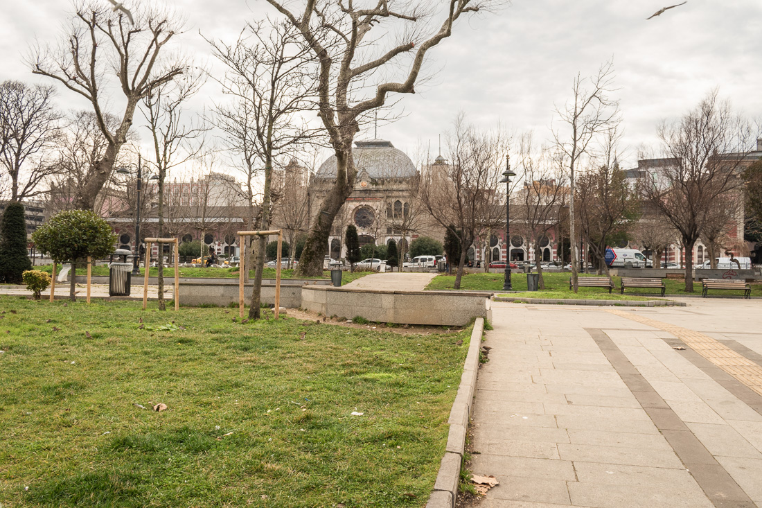 Стамбул за 3 дня: парк Гюльхане