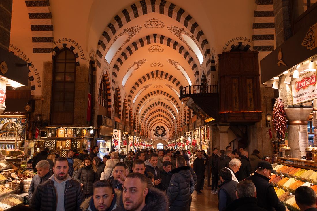 Стамбул за 3 дня: Египетский базар