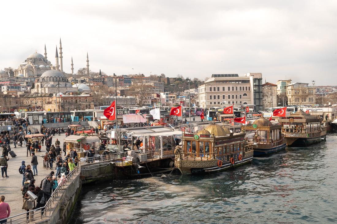 Стамбул за 3 дня: базар Эминёню