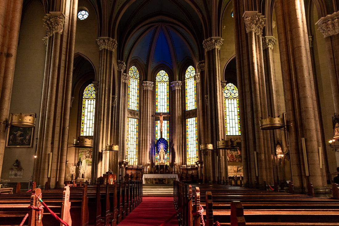Стамбул за 3 дня: Церковь Святого Антония Падунского