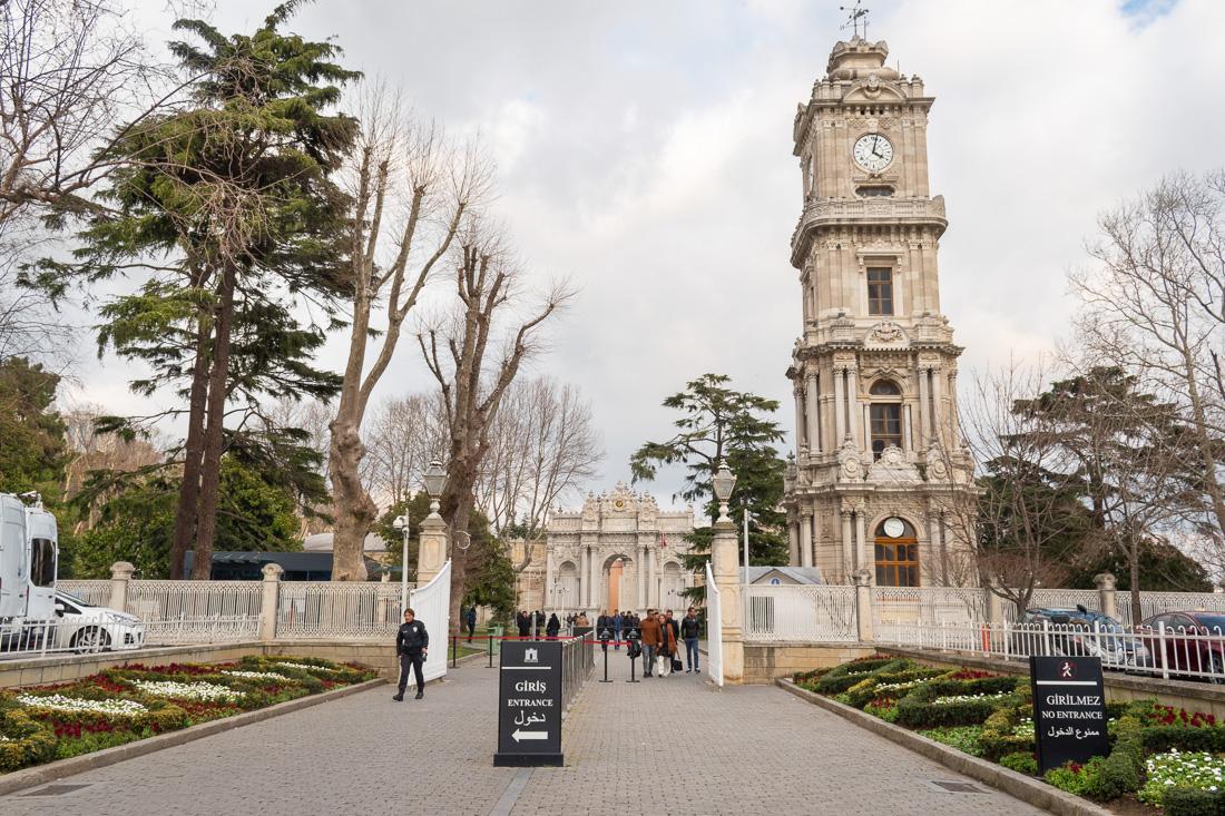 Стамбул за 3 дня: дворец Долмабахче