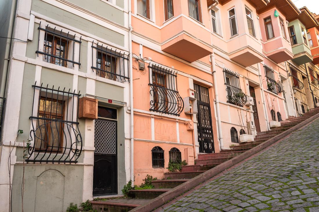 Стамбул за 3 дня: район Балат