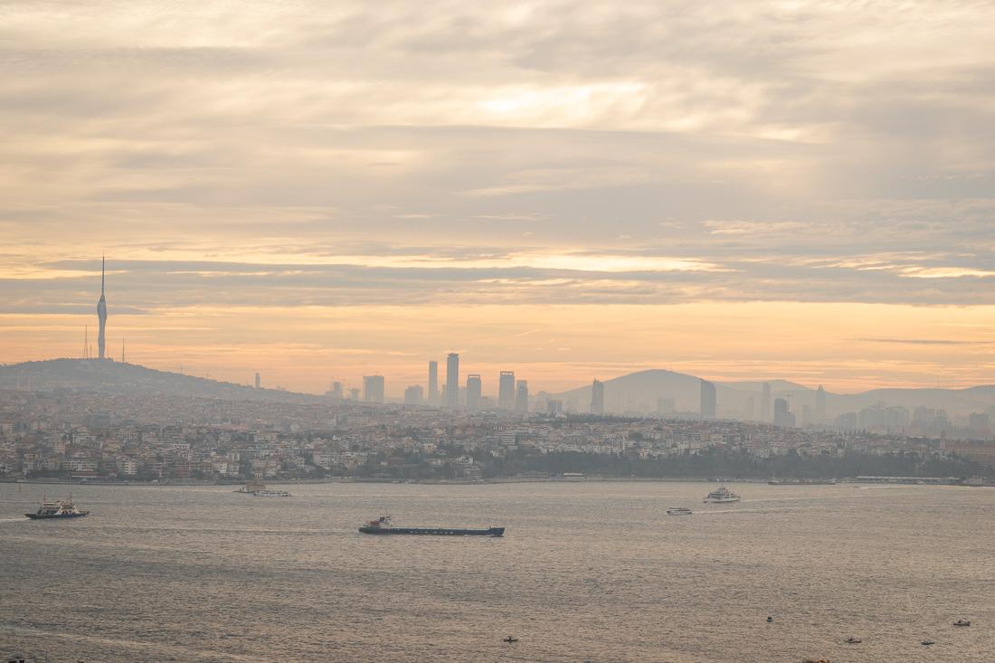 Стамбул за 3 дня: Смотровая Галатской башни