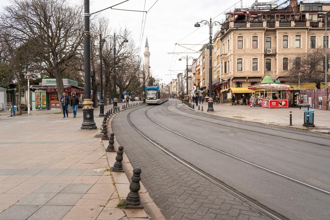 Стамбул за 3 дня: улица Yerebatan
