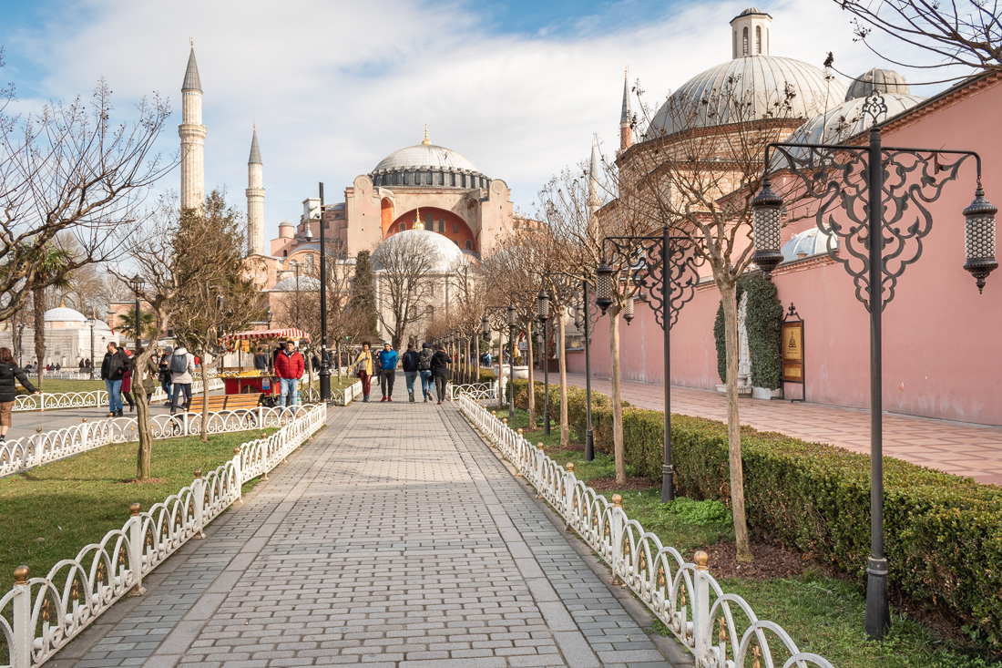 Стамбул за 3 дня: Собор Святой Софии