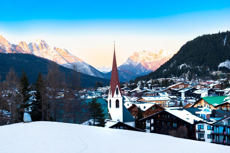 Зеефельд, Австрия