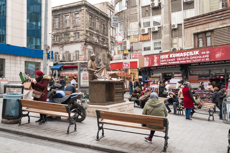 Стамбул за 3 дня: район Эминёню